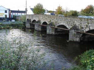 Liffey Bridge Celbridge