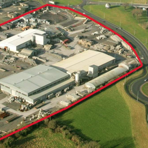 Applegreen will develop the former Concrete Pipes site at entrance to Naas.