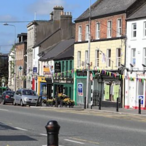 Naas living over the shop James Lawless