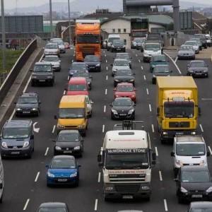 James Lawless traffic chaos