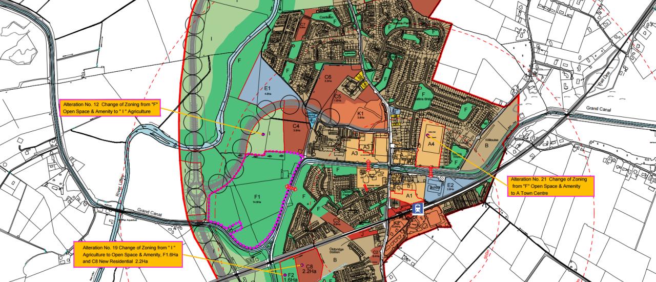 Sallins Local Area Plan 2016-2022 DRAFT