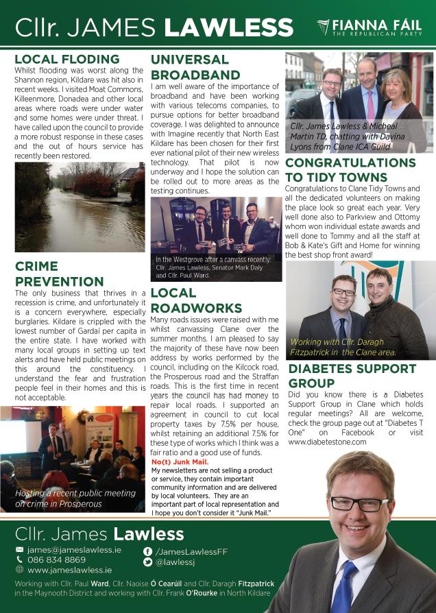 Clane newsletter Jan 2016 pg2