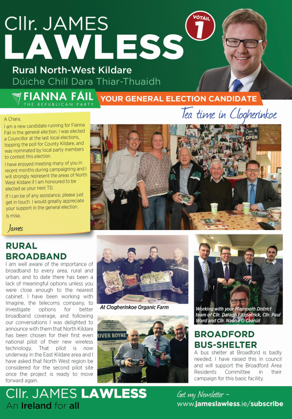 North West Kildare pg 1