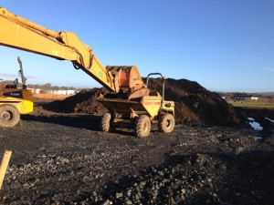 Work has already started at the Craddockstown site.
