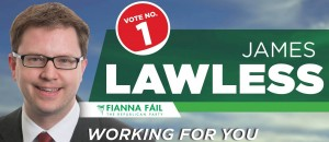 Vote no1 James Lawless