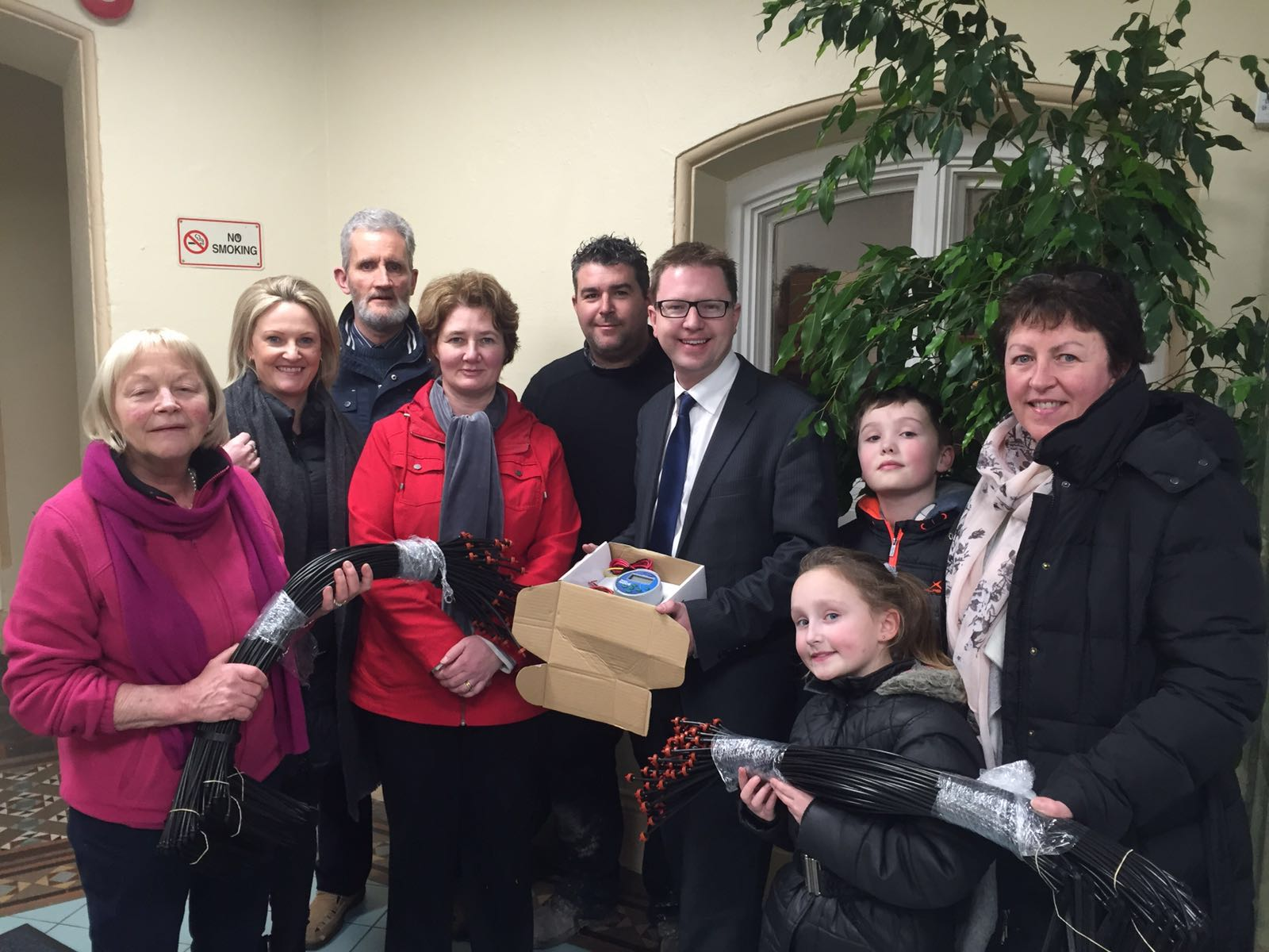 Naas Tidy Towns James Lawless