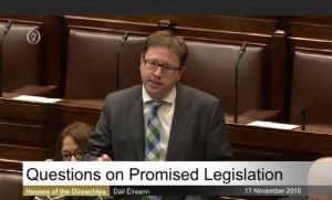 Raising the Tús Scheme in the Dáil